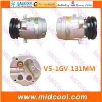 HIGH QUALITY AUTO AC COMPRESSOR  V5 1GV 131MM