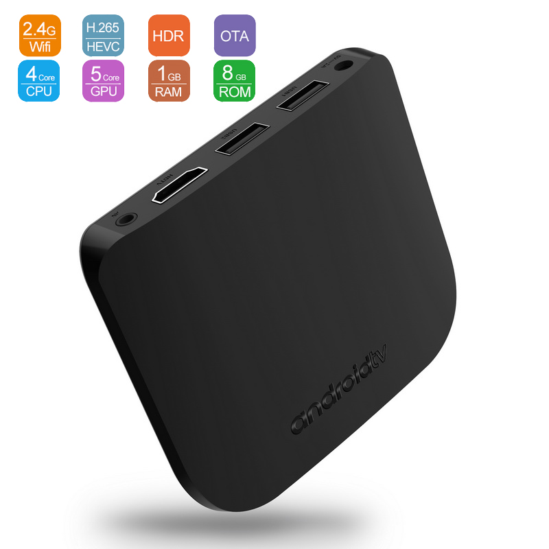 DHL 5pcs TV Box Android 7.1 Amlogic S905W Quad Core 1G 8G Stalker MAG25X 4K TVbox Smart Media Player M8S Plus W mx plus amlogic s905 smart tv box 4k android 5 1 1 quad core 1g 8g wifi dlna потокового tv box