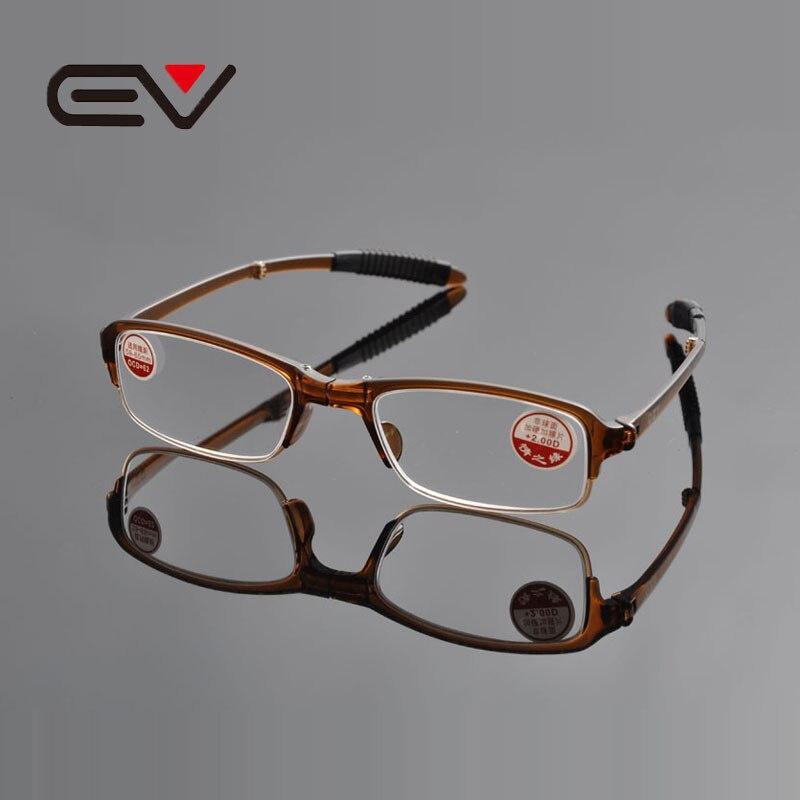 c735afbc3 2015 ev المحمولة للطي tr90 نظارات القراءة خمر فائقة ضوء نظارات القراءة +  1.0 + 1.5 + 2.0 + 2.5 + 3.0 + 3.5 + 4.0 EV0982