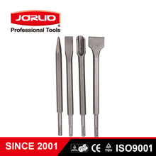 Jorlio Hammer Chisel Set 4PCS/Set 14mmx250mm High quality Hex Shank Electric Pick SDS plus Drills bit for power tools