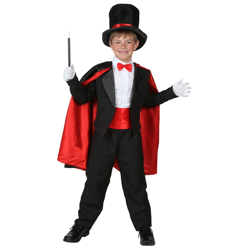 The Cutest Sparkly Child Little Magician Costume To Be A Hit At Any Party