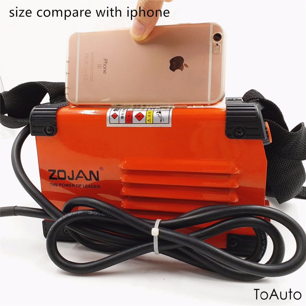 All Copper Core Small Household Mini Handheld MMA Welder AC 220V Output 20-250A Inverter ARC Welding Machine mma 300 5 20