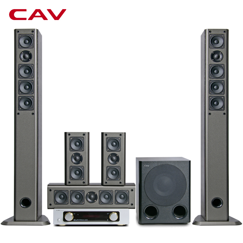Электрические плиты CAV IMAX Домашний кинотеатр 5,1 система Smart Bluetooth Multi 5,1 объемный звук домашний кинотеатр система 3D объемный звук музыкальный центр (Фото 5)