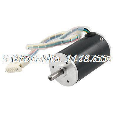 Electric 12V DC Geared Gear Motor 4000RPM Output Speed cnbtr low speed electric geared motors dc12v 2 5rpm metal gearbox motor