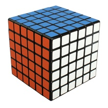 68mm 6x6x6 Magic Cube Twist Speed Puzzle Cubes Puzzle Cubes Kids Toys Educational Toy