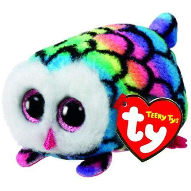 8d95cd79fd7 Ty Beanie Boos 4   10cm Lion Owl Dog Little Yellow Man Tortoise Unicorn  Mouse Stuffed Animal Collection Bird Doll Toy-in Stuffed   Plush Animals  from Toys ...