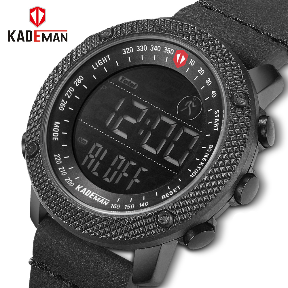 Digital Watches Men's Watches New Men Watches Fashion Binary Led Digital Watch Men Sports Watches Stainless Steel Mesh Band Electronic Watches Reloj Hombre