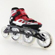 100% original xuansu inline speed skates patins