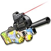 Live CS Game Toy Gun Airsoft Air Guns P90 Submachine Gun Christmas Gift Kid Toy Guns