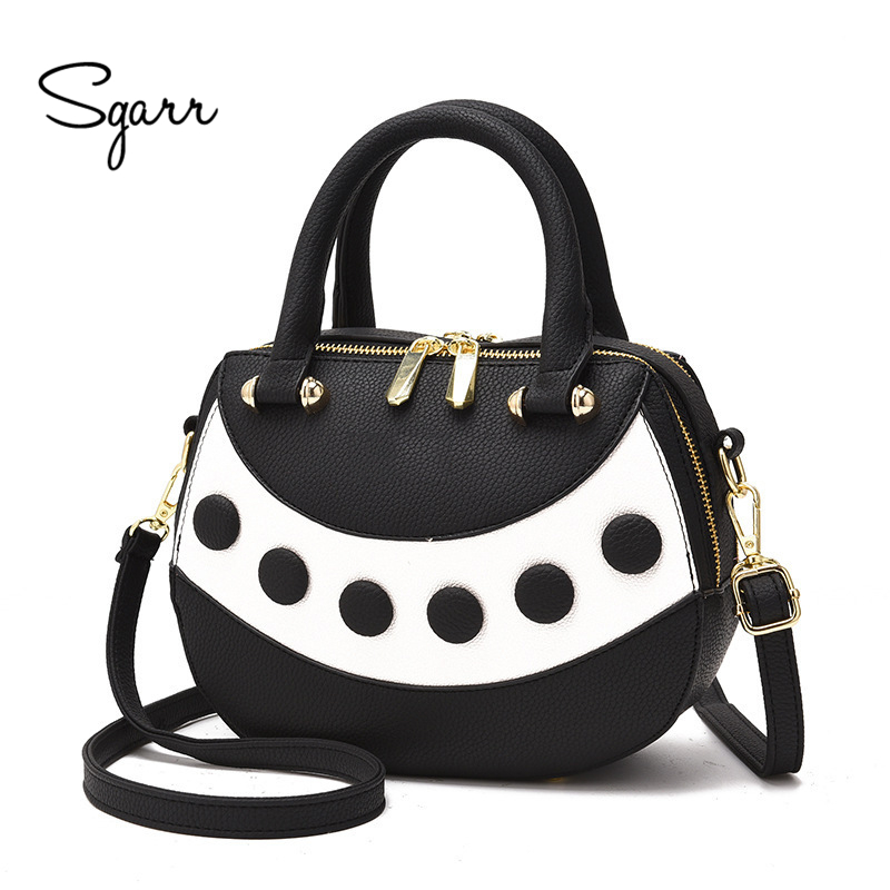 SGARR Casual Lady Tote Bag Famous Brands Women Handbags Luxury Designer PU Leather Fashion Small Women Handbag Shoulder Bags New sniper white version of the sniper 6 24x50aol traffic light mil dot sight optical cross earthquake sniper scope