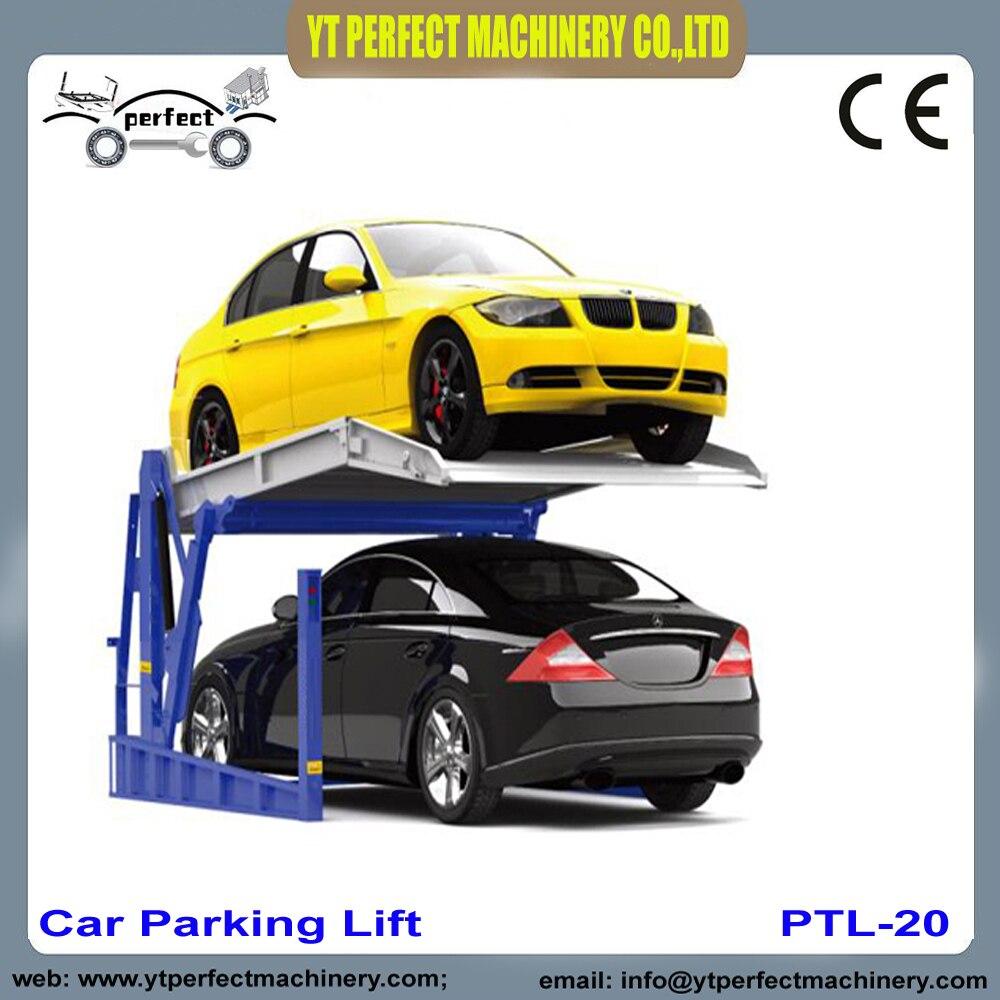 Online-Shop Parkplatz aufzug kippen typ PLT-250 für hause garage ...