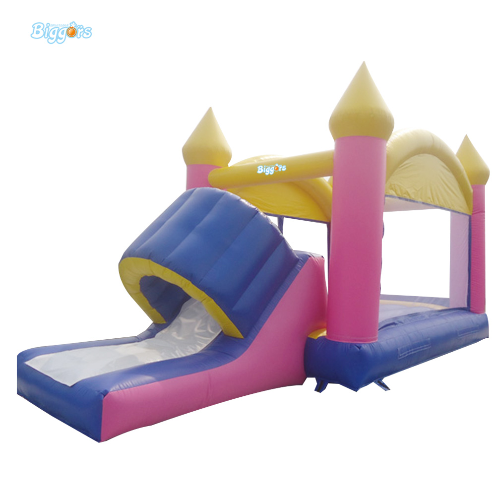 Sea Shipping Pink Inflatable Bouncy House Castle Inflatable Bounce Slide Games giant inflatable games commercial bounce houses 4 4m 3 3m 2 6m bouncy castle inflatable water slides for sale toys