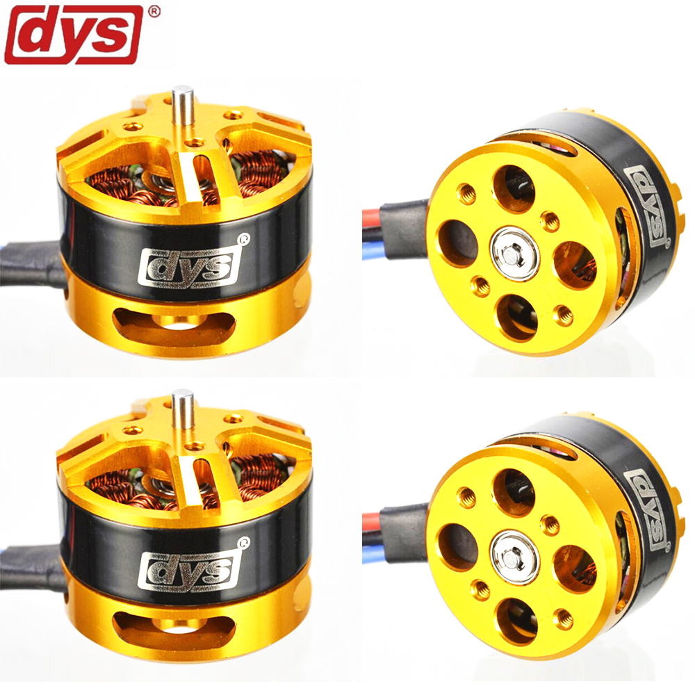 4pcs/lot DYS DYS BE1806 2300KV 1400KV Brushless Motor 2-3S For Mini Multicopters RC Plane Helicopter салатник стекл кругл розалина zs 30 34 25 995866