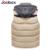 Joobox 2017 nuevo invierno de algodón chaleco masculino delgado chaleco de los hombres de moda de los hombres encapuchados ocasionales de gran tamaño del chaleco chaqueta de invierno hombres (MJ08)