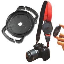 P4PM Кепки Пряжка C1 для 52 мм 58 мм 67 мм Камера зеркальные линзы Шапки держатель Крышка для Canon/ nikon/Pentax/Olympus/fuji/M4/3/Olympus/Sony