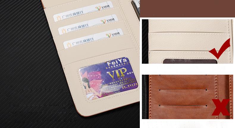 PU leather folder (4)
