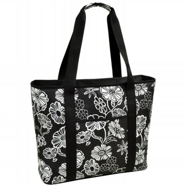 Picnic at Ascot 421-NB Large Cooler Tote - Night Bloom paddington at large