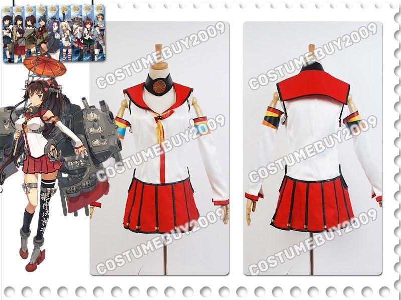 Kantai Collection Kancolle Yamato Class Battleship Dress