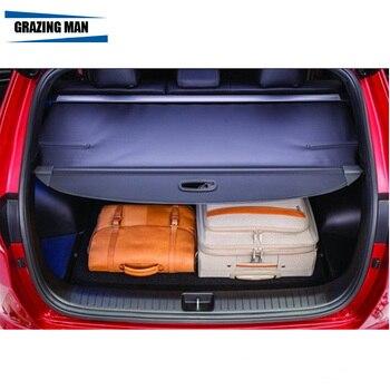 Car Rear Trunk Security Shield Shade tonneau cover cargo cover for sportage R 2018