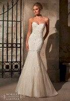 Vestido De Noiva Praia China Dress Shop 2015 New Mermaid Sweetheart Lace Beading Sexy Wedding Dresses