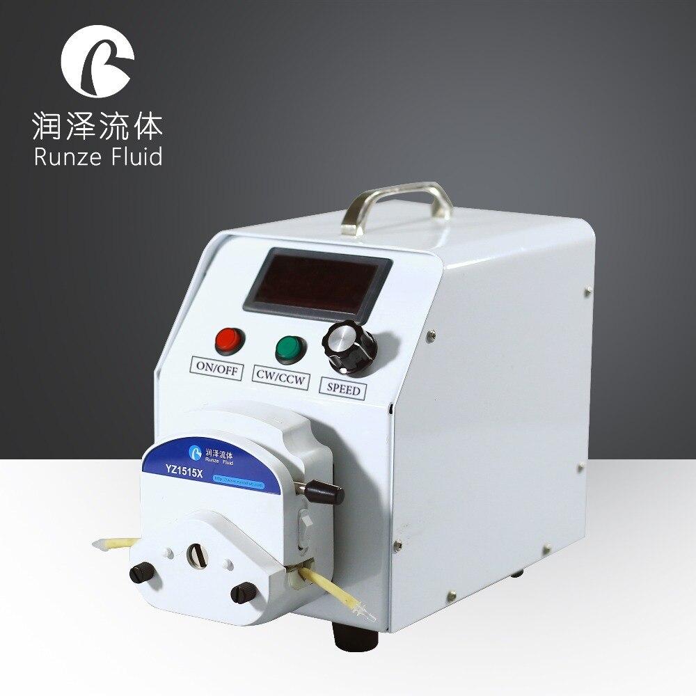 AC110-240v Automatic Dosing Glycerin Pumps Food Grade