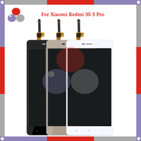 10pcs Lot 5 0 For Xiaomi Redmi 3S 3 Pro Touch Screen Digitizer Assembly Replacement Parts