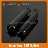 New Fork Guards Dust Protection For CR125R CR250R CRF250R CRF450R CRF250X CRF450X Dirt BikeMotocross Enduro Supermoto