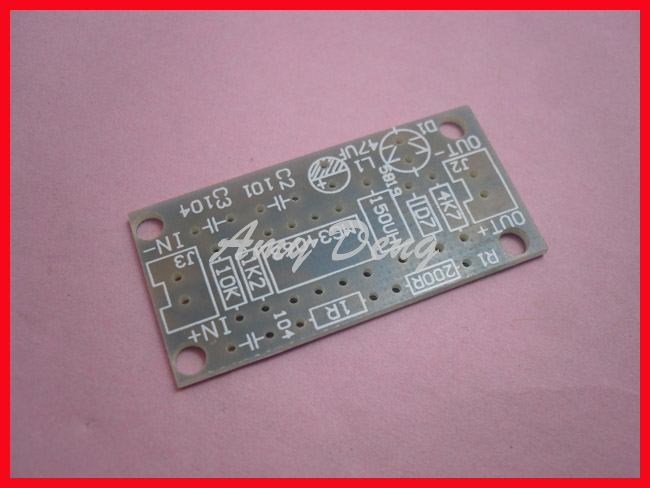 10pcs/lot Free shipping Liter 5V boost 12V board boost