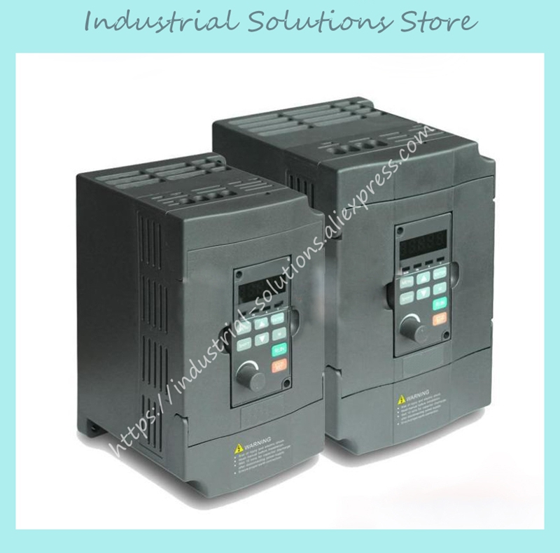 где купить Inverter 1.5kw Three Phase 380V EV015-4T New Original In Box Offer дешево
