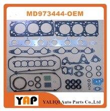 Overhaul Gasket Kit Engine FOR FITMITSUBISHI Pajero Montero V23 V43 6G72 3.0L V6 24V MD973444 1997-2002