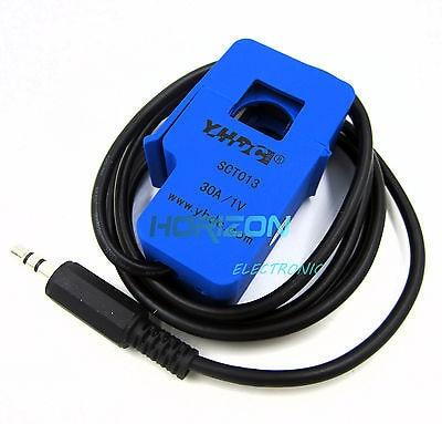 SCT-013-030 AC Current Sensor Clamp Sensor 30A - Elektronik pintar