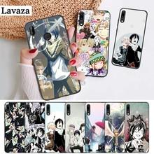 Lavaza Noragami yato Anime Pattern Silicone Case for Huawei P8 Lite 2015 2017 P9 2016 Mimi P10 P20 Pro P Smart Z 2019 P30