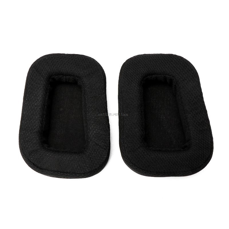 Replacement Earpads Earmuff For Logitech G933 G633 Surround Gaming Headphones image