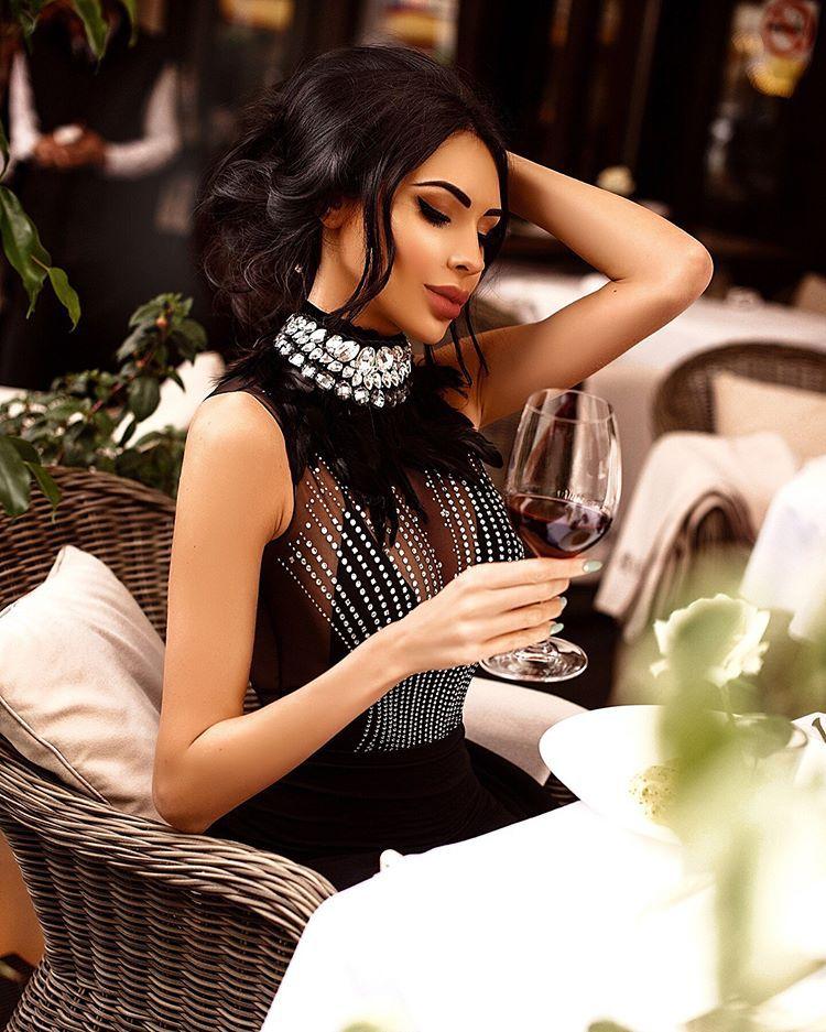 Col Diamants Robe Qualité Partie Pour Sans Celebrity Moulante Lacée D'été Roulé Élégant Supérieure Soirée Manches Mini Femme vx1YOx