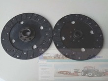 JINMA 304 354 tractor with 10 inch dual stage clutch, the set of clutch discs, part number: 304.21S.018/304.21S.013