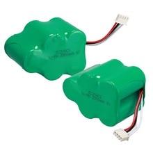 Aspirador de PÓ para Ecovacs 2 Pcs Real Capacidade 6 V 3.5ah Bateria Deebot D650 D660 D680 D710 D720 D730 D760 Lp43sc3300ps Atacado
