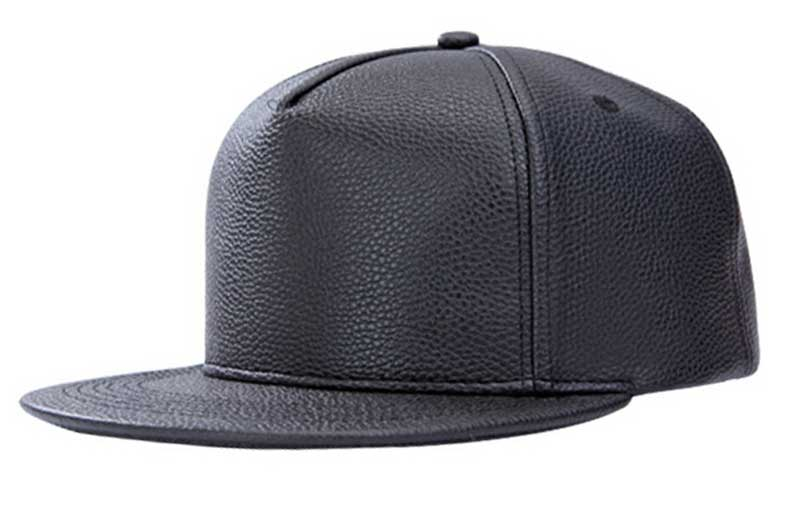 d8c903f27965b Bulk Hats 20pcs Nice Black PU Snapback Hat Mens Fall Winter Plain Flat Bill  Snapbacks Caps Buy Fashion Men Leather Baseball Cap-in Baseball Caps from  ...