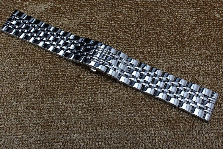 14mm 16mm 18mm 18mm 20mm 22mm 24mm argjend argjendi me cilësi të - Aksesorë për orë - Foto 2