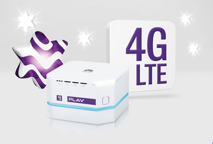HUAWEI E5170(e5170AS-22) 150Mbps LTE Cat 4 Speed Cube