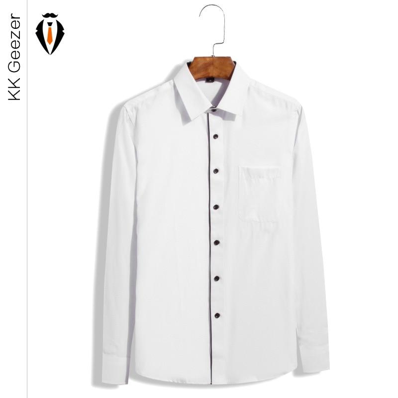 Compare Prices on Designer Men White Shirt- Online Shopping/Buy ...
