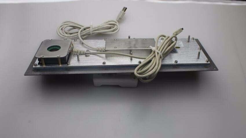 Մետաղական կրպակի ստեղնաշար Trackball - Համակարգչային արտաքին սարքեր - Լուսանկար 3