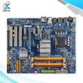 Para gigabyte ga-ep45-ud3 ep45-ud3 originais motherboard desktop usado para intel p45 atx lga 775 para ddr2 16g sata2 usb2.0