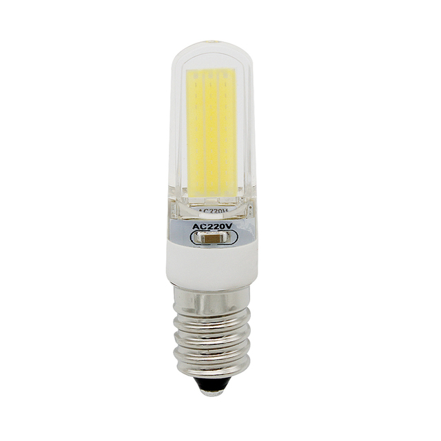 Dimbare Led Lamp E14.Us 2 12 10 Off Dimbare Cob 2609 Smd Led Lamp E14 220 V 230 V Vervangen 10 W Cfl 30 W Halogeen Licht Voor Home Verlichting Kaars Kroonluchter Lamp In