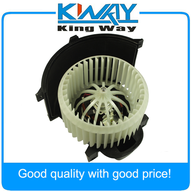 NEW Heater Blower Motor & Cage Front Fit for Audi Q7 Volkswagen VW Touareg