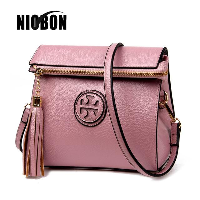 Niobon 2017 Fashion Small Women Messenger Bag Clutch Bags Best Quality Mini Shoulder Handbags