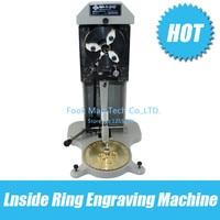 Jewelry Making Tools Ring Engraving Machine Inside Ring Engraving Machine with Font and Tip