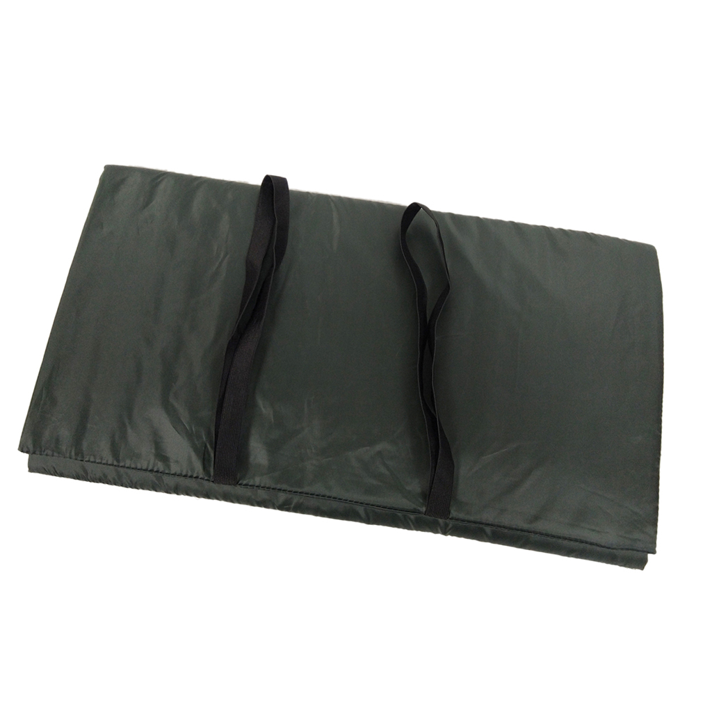 Unhooking Mat Weigh Sling EVA Padded Carp Fishing Landing Mat Waterproof Cloth Portable Foldable Padded For Fish Protection