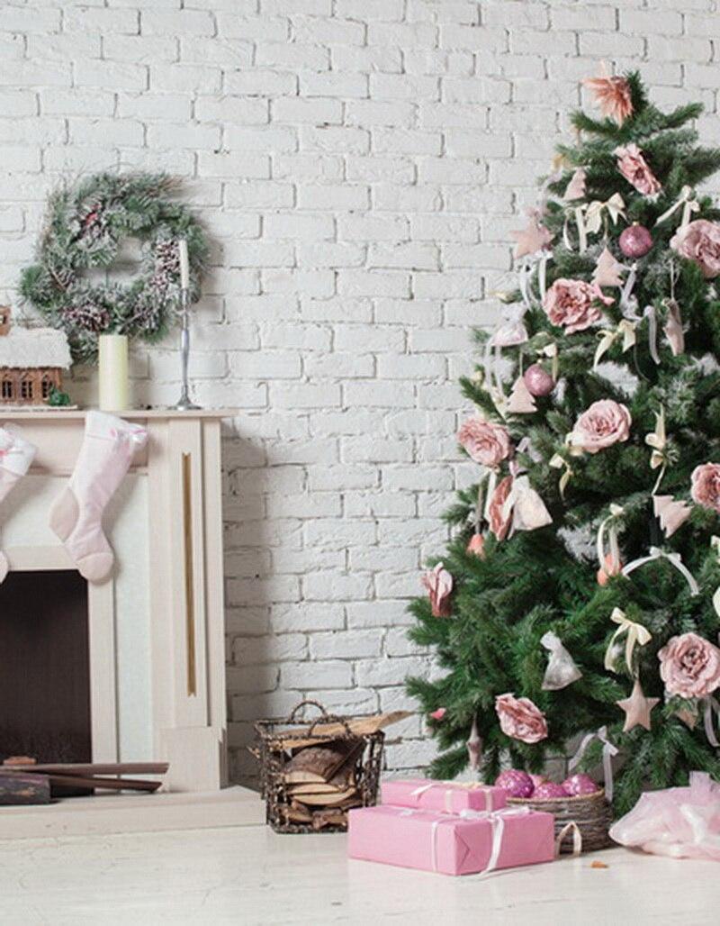 6x10ft (2x3m customizable) Christmas Photography Backdrops  Art Fabric newborn&pet Gift Photography Background D-9166