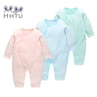 HHTU Baby Clothing Spring Baby Pajamas Long Sleeved Clothes Rompers The Autumn Clothing