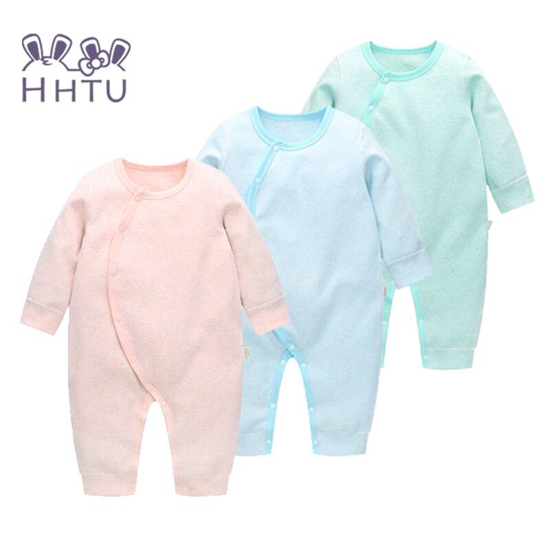 HHTU בייבי לבוש אביב פיג 'מה שרוולים - ביגוד לתינוקות